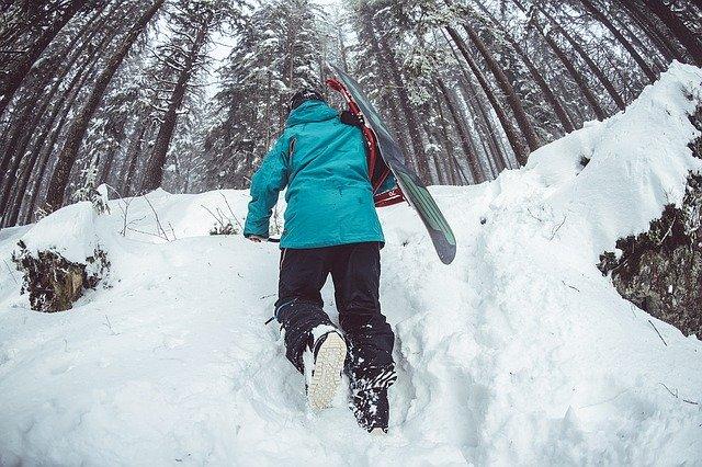 Casco da snowboard è obbligatorio?