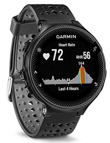 orologio gps tracker da running professionale economico della garmin