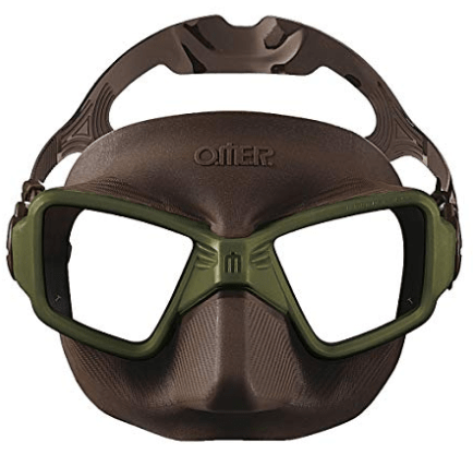 Maschera da apnea della omer