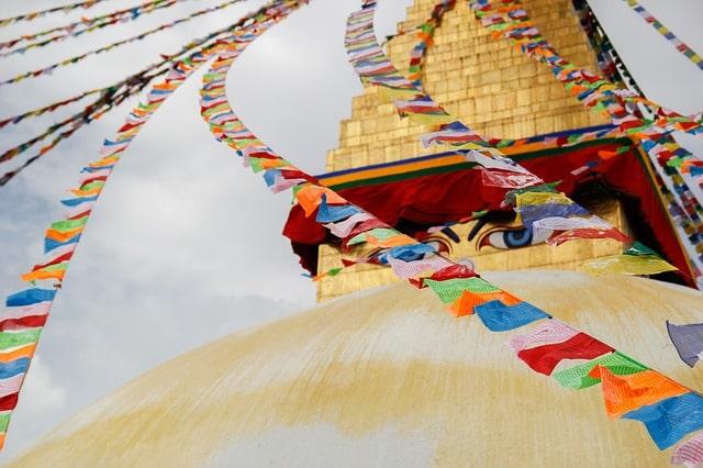 viaggiare in nepal per andare sull'Everest
