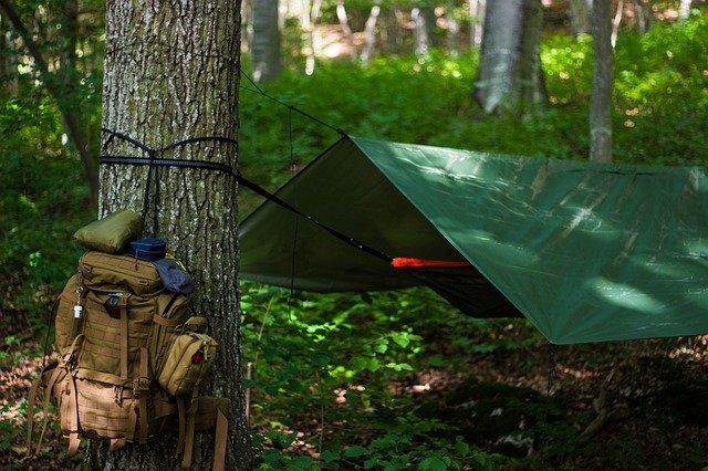 come scegliere accessori amaca camping