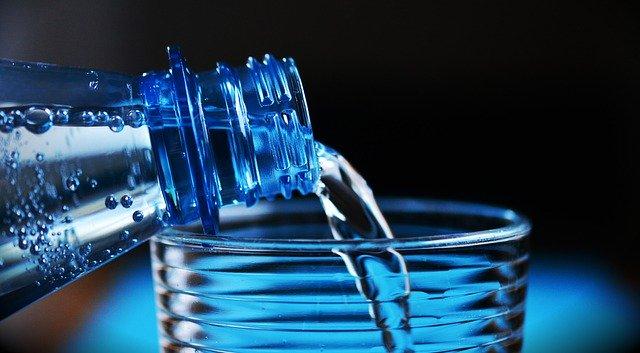 Errori frequenti nel running - Bere poca acqua