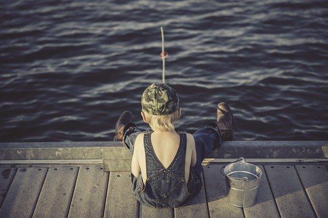 età minima per usare il fucile da pesca