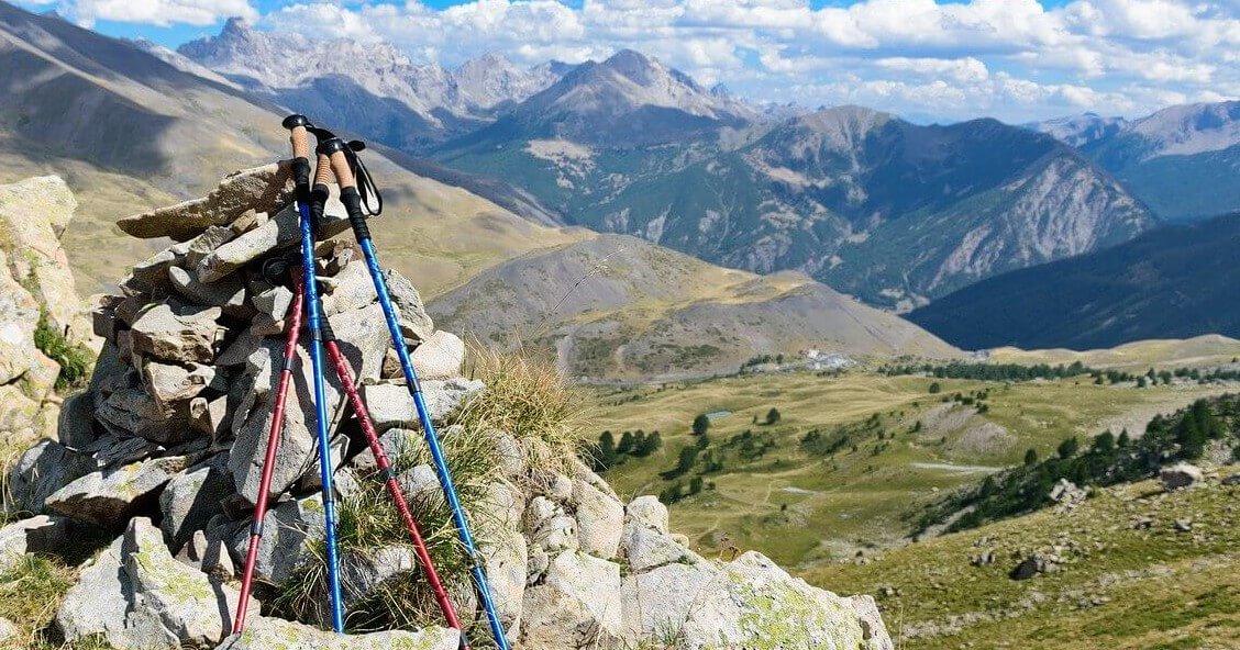 migliori bastoncini da trekking