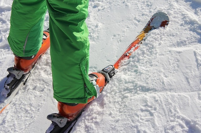 Cos'è la sciancratura degli sci?