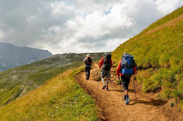 trekking e calorie: quante se ne bruciano?