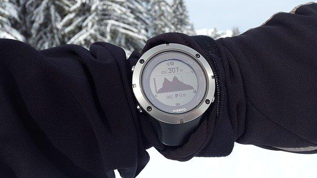 CALCOLO calorie trekking con orologio gps