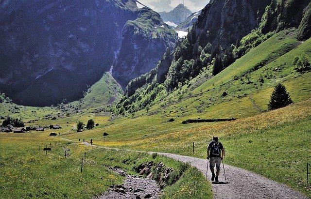 Trekking significato parola e definizione