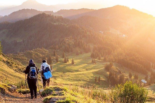 Quante calorie si bruciano camminando in montagna?  Vita Outdoor blog sullo sport