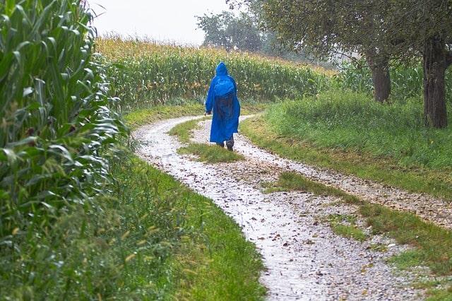 Miglior indumenti trekking pioggia