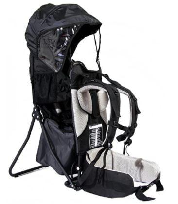 Miglior zaino ultraleggero porta bambino da trekking LA Sports