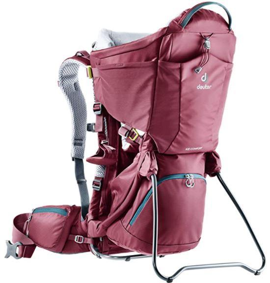 Come portare i bambini in spalla in montagna