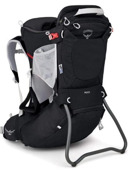 Guida alla scelta dello zaino porta-bimbo da trekking ed escursionismo - Osprey Poco