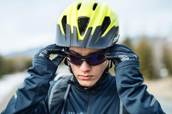Come vestirsi in inverno in bici