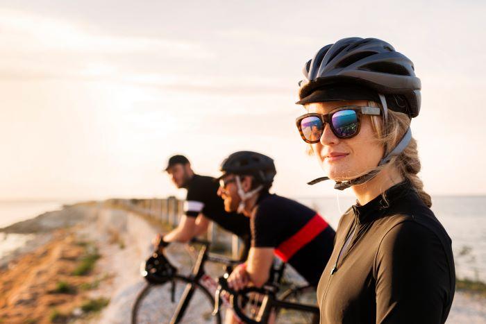 ciclismo è uno sport completo
