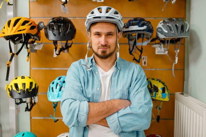 Come scegliere il miglior casco bici da corsa