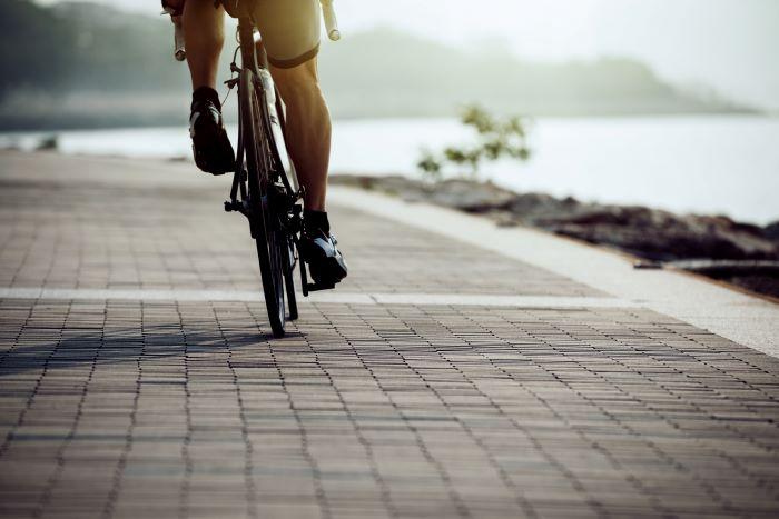 perchè i ciclisti si depilano le gambe?
