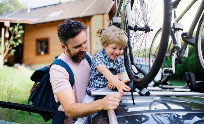i migliori porta bici per tetto auto