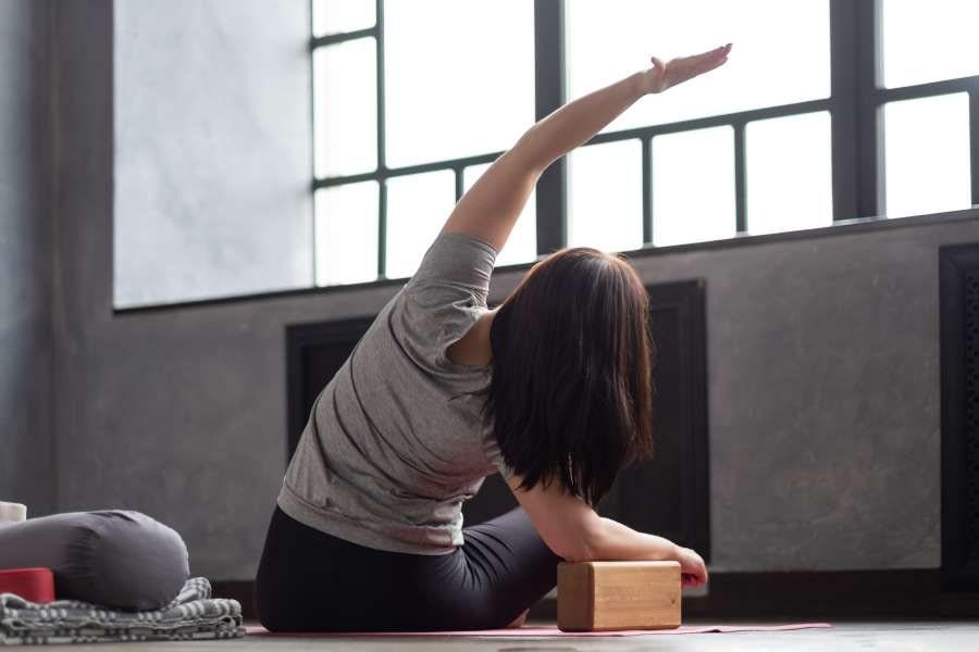 Costo e dimensione dei mattonicini di yoga