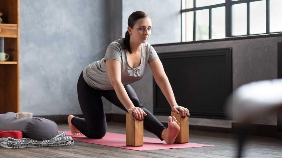 I migliori blocchi per fare yoga