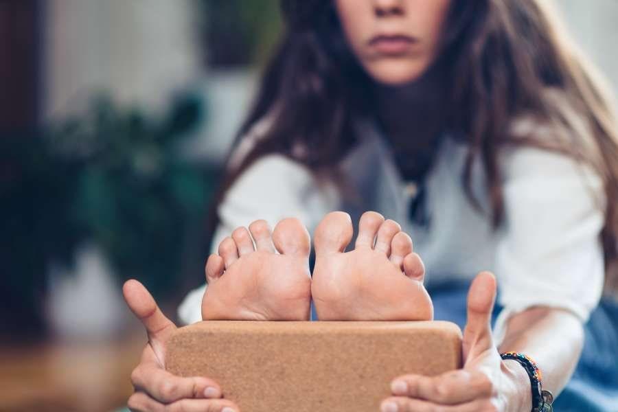 Blocchi yoga: come si usano?
