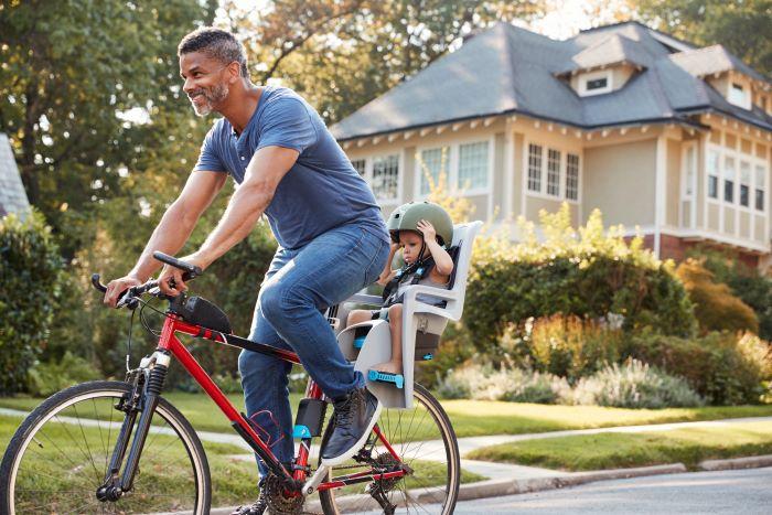regole per il seggiolino bicicletta