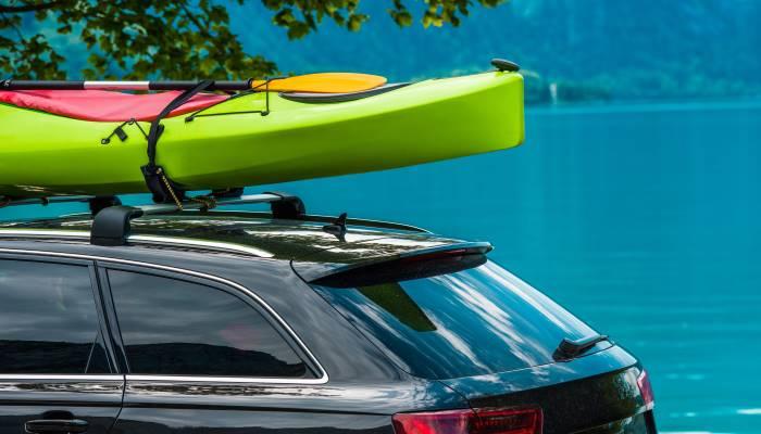 Come trasportare il kayak