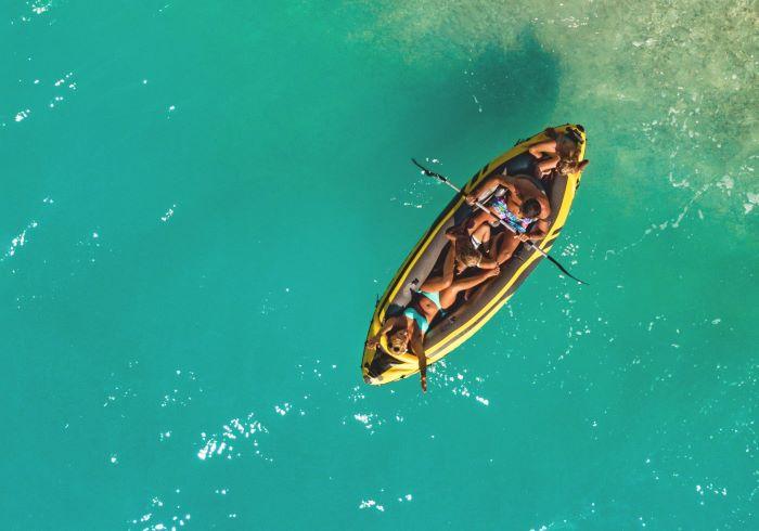 miglior kayak gonfiabile per due persone