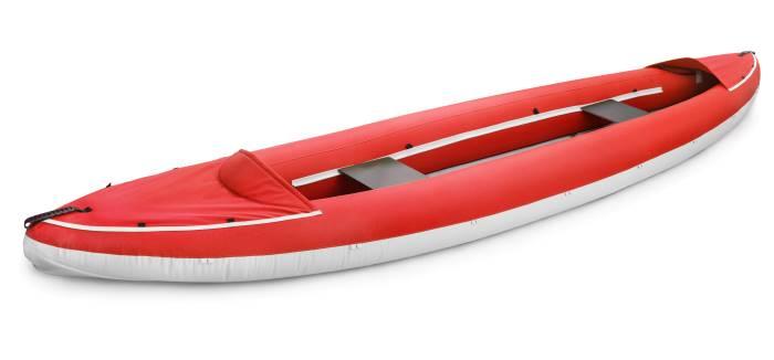 I migliori kayak gonfiabili sono degli ibridi tra canoa e kayaka