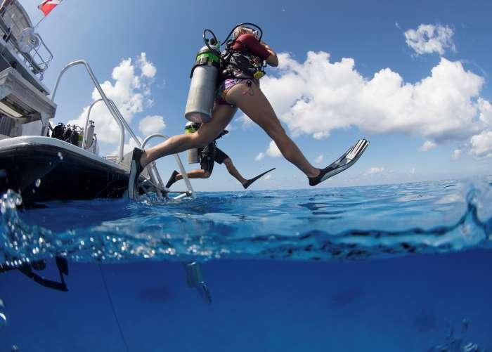 consigli per immersioni subacquee
