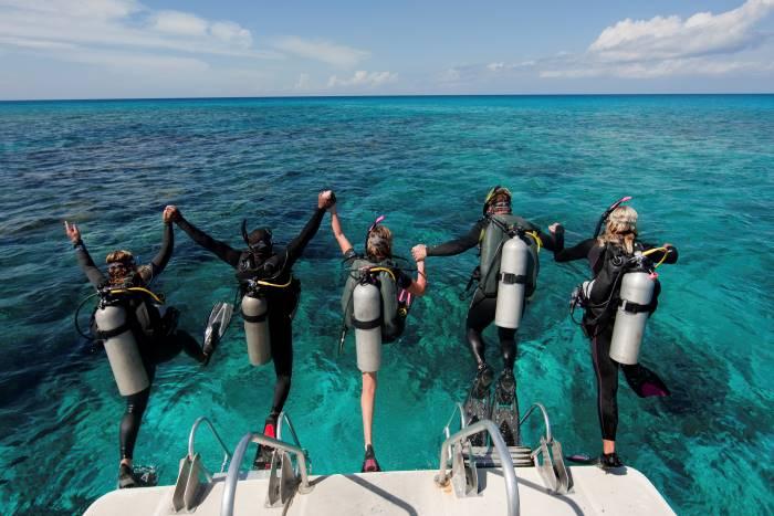 tips per immersioni subacquee