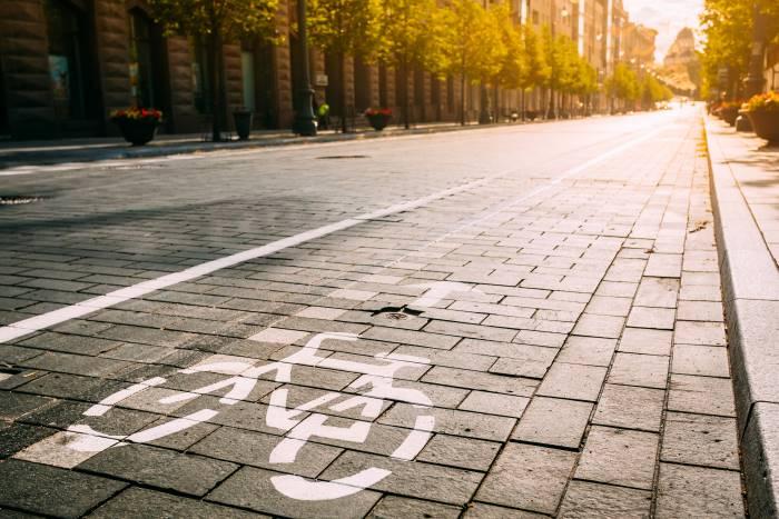 segnali stradali per ciclisti