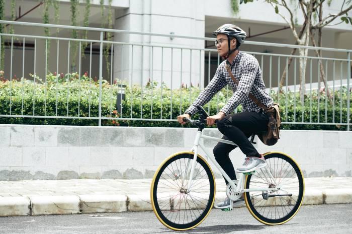 regole per i ciclisti in strada