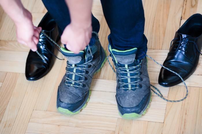 scegliere le giuste scarpe da trekking
