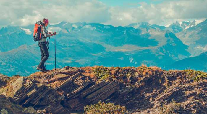 trekking ecologico come fare