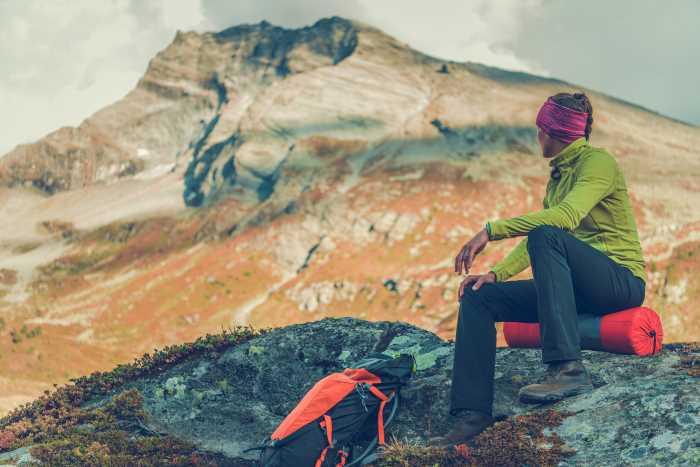 trekking ed ecologia
