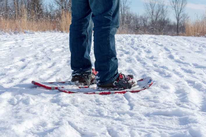 cosa sono le ciaspole o racchette da neve