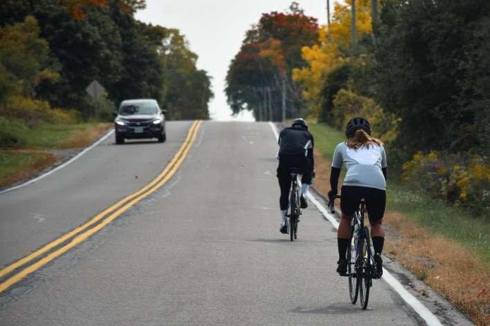 Andare in bicicletta fa dimagrire i fianchi
